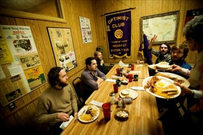 Midlake on Tour