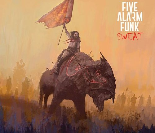 Five Alarm Funk – [Album]