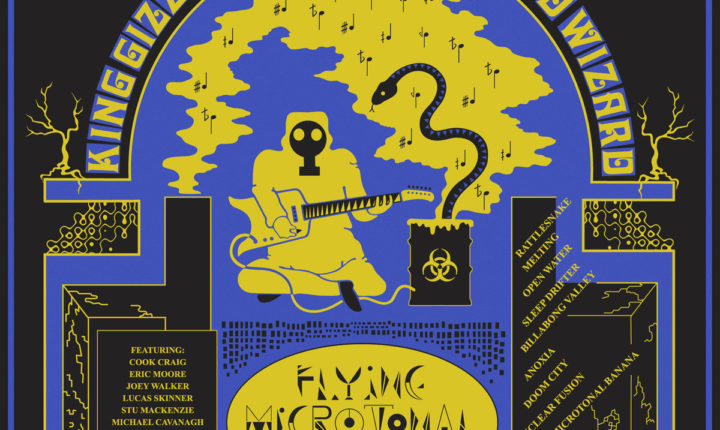 King Gizzard and the Lizard Wizard – [Album]