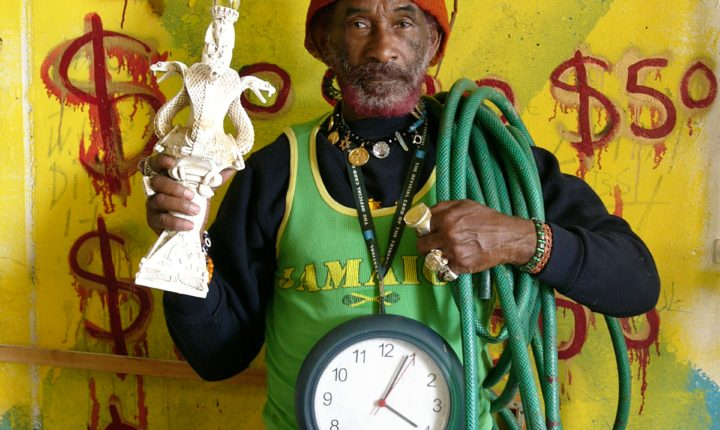 "Lee ""Scratch"" Perry Performing May 12th in Greenfield Massachusetts"
