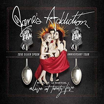 Jane's Addiction [CD/DVD]