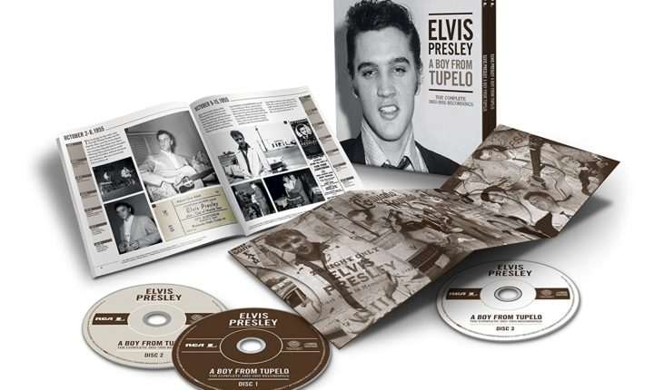 Elvis Presley – [3CD Box Set]