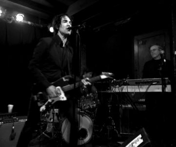 Jon Spencer & the Hitmakers Live 02-01-19 @ Great Scott [Allston, MA]